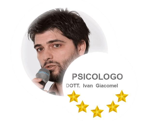 Psicologo Dott. Ivan Giacomel