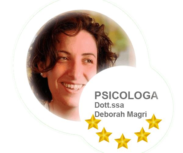 Psicologa | Dott.ssa Deborah Magri